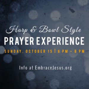 October 15 Night of Prayer